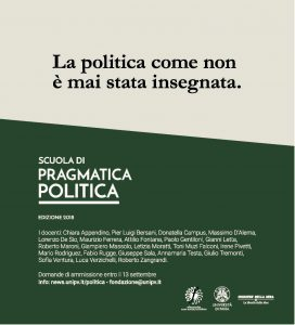 msgscuola-pragmatica-politica